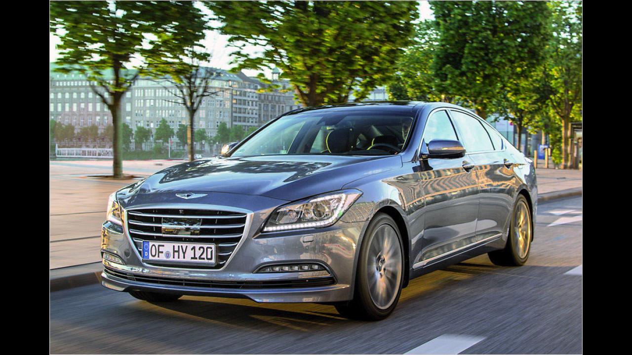 Hyundai im Genesis