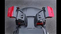 SLS: Mehr Flügel-Kraft