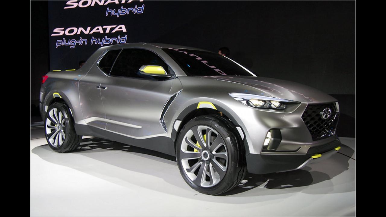 Hyundai auf der NAIAS 2015