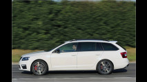 Octavia RS in Goodwood