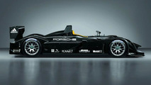 New Porsche RS Spyder for 2007 Season