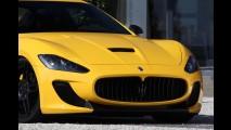 Novitec prepara Maserati Granturismo MC Stradale com motor V8 de 646 cv