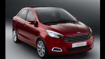Ford Figo: Ka+ encurtado será lançado na Índia ainda neste trimestre