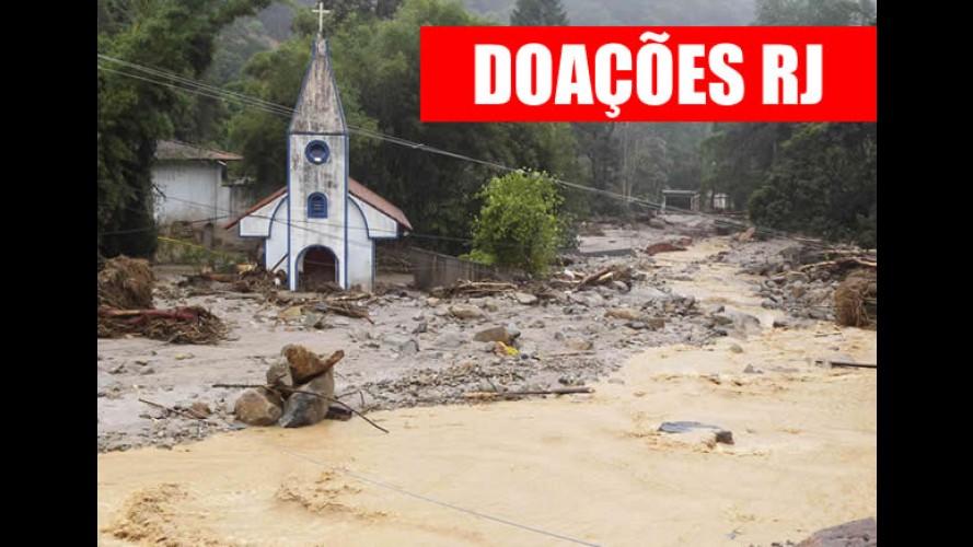 Hora de Ajudar: Arrecadação de Doações para Região Serrana RJ - Veja locais de coleta