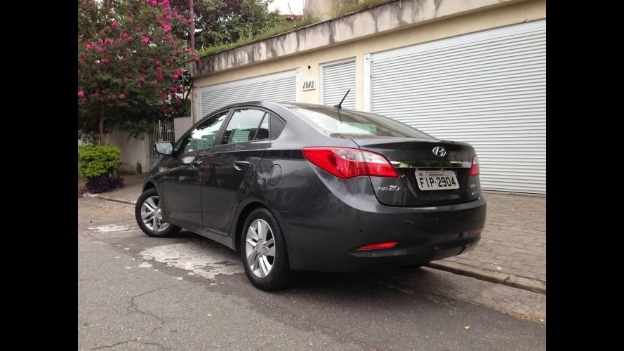 Hyundai emplaca dois modelos no top 10 das vendas para pessoas físicas