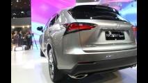 Salão SP: Lexus apresenta NX 200t que chega para brigar com Q3 e Evoque