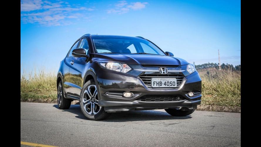 Honda descarta HR-V esportivo:
