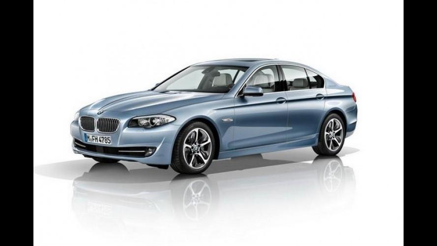 Híbrido: BMW ActiveHybrid 5 já tem preços definidos