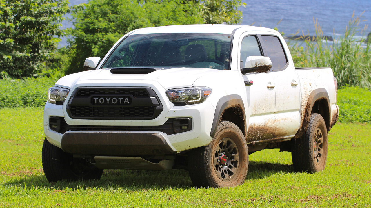 2017 Toyota Tacoma TRD Pro: First Drive