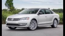 Volkswagen: 100 mil carros a diesel vendidos nos EUA pela primeira vez na história