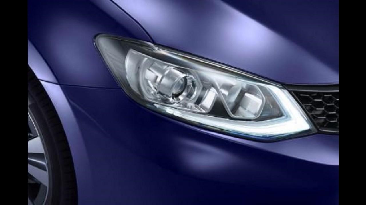 Anti-Golf da Nissan, novo hatch Pulsar será revelado no próximo dia 20