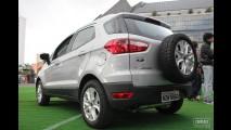 Revelados todos os itens de série e versões do novo Ford EcoSport 2013