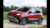 Jeep pode ter crossover menor que o Renegade baseado no Panda Cross