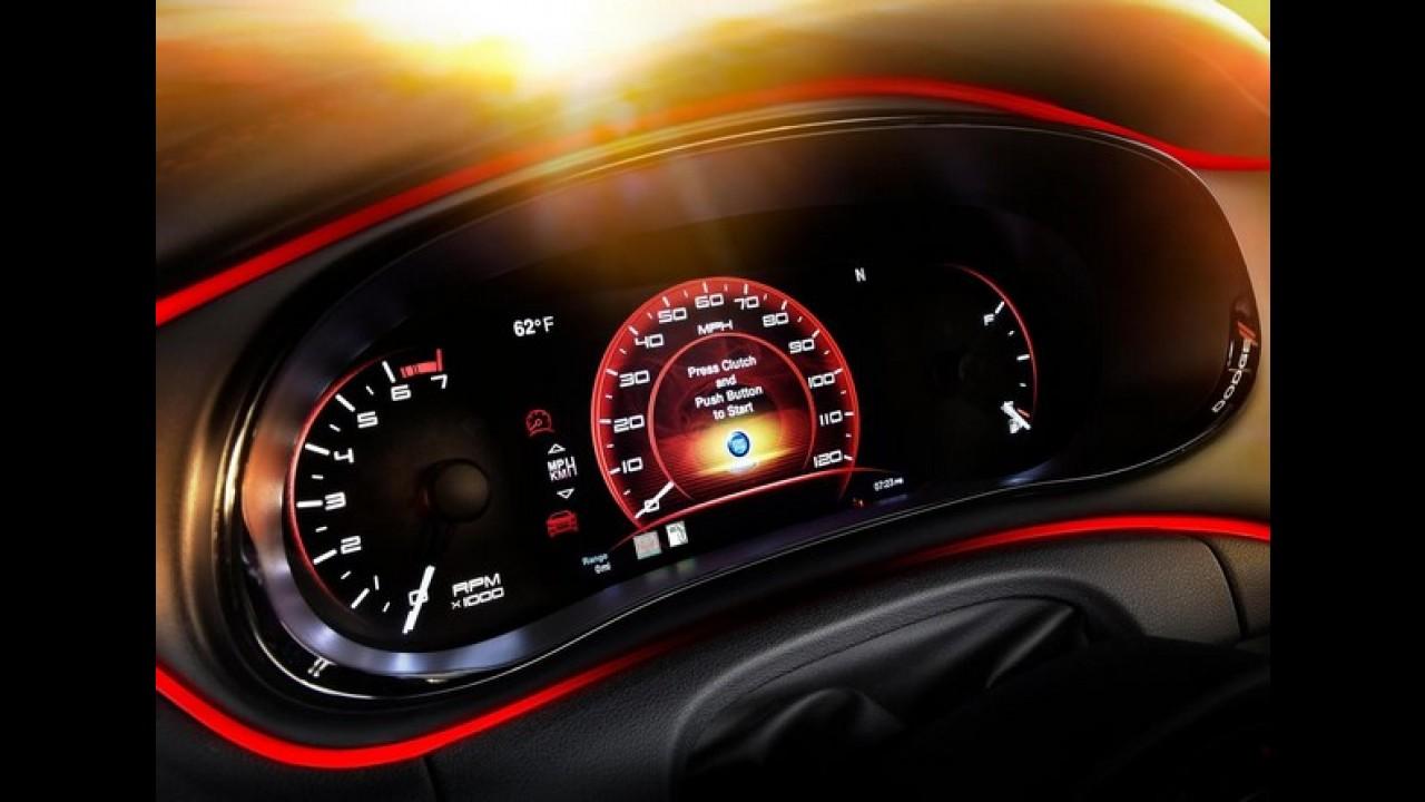 Chile: Dodge Dart é lançado pelo equivalente a R$ 55.420