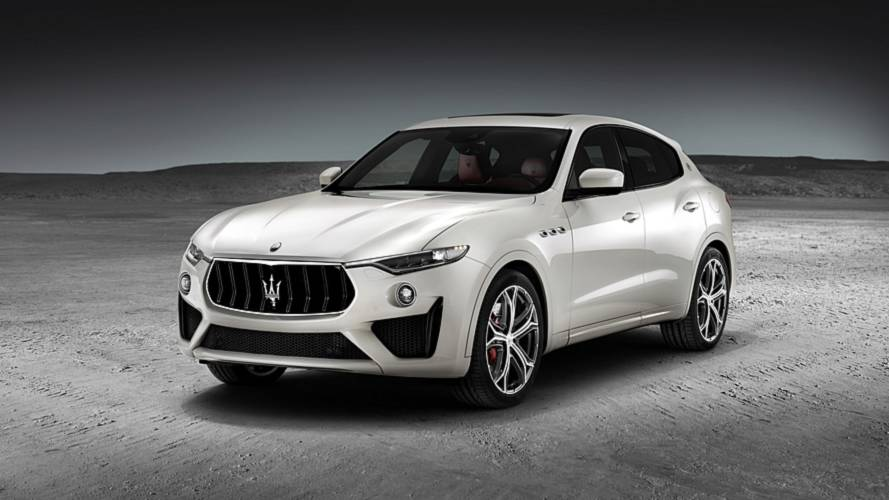 550hp Maserati Levante GTS Arrives At Goodwood Festival of Speed