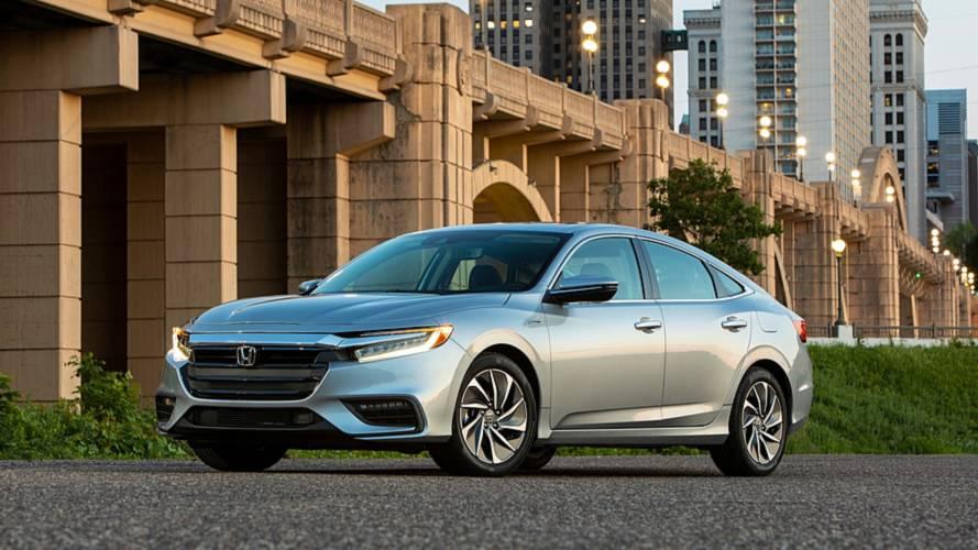 Honda Insight 2019 - Primeiras impressões