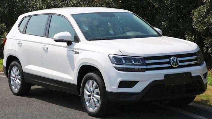Flagra: VW Tarek, rival do Compass, tem detalhes técnicos revelados