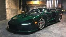 McLaren Senna vert émeraude