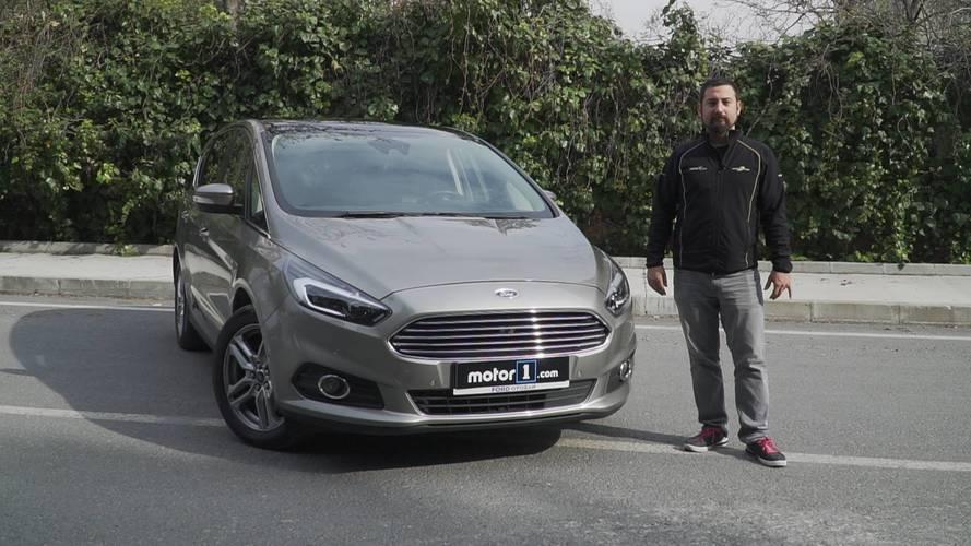 2017 Ford S-Max 2.0 TDCi Titanium | Neden Almalı?