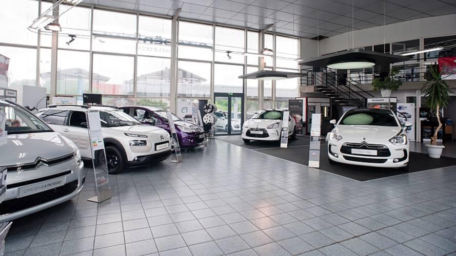Les Français achètent des voitures neuves de plus en plus chères