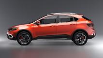 Bravo chinês, Fiat Ottimo ganha conceito aventureiro Cross