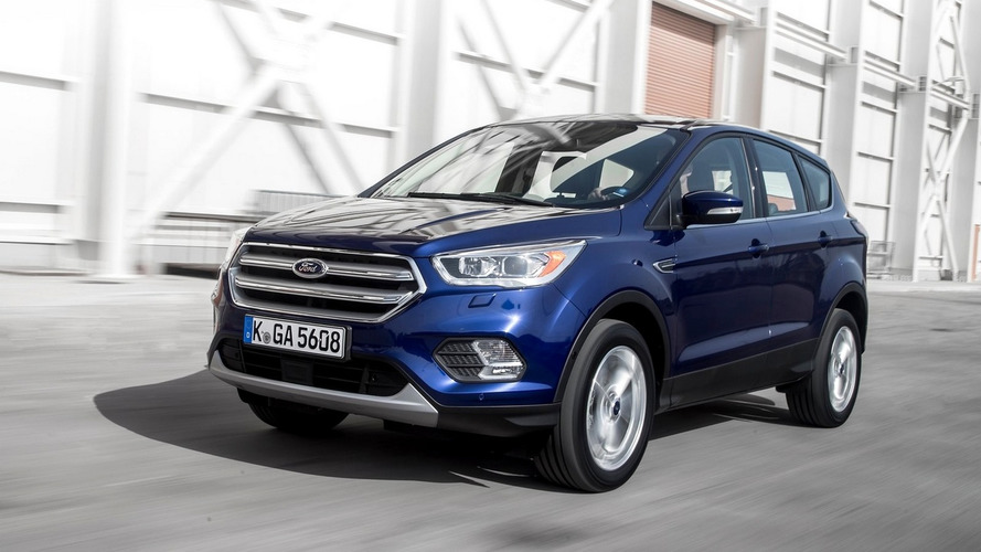 Reino Unido – Vendas ultrapassam meio milhão de unidades em março; Ford Kuga é destaque