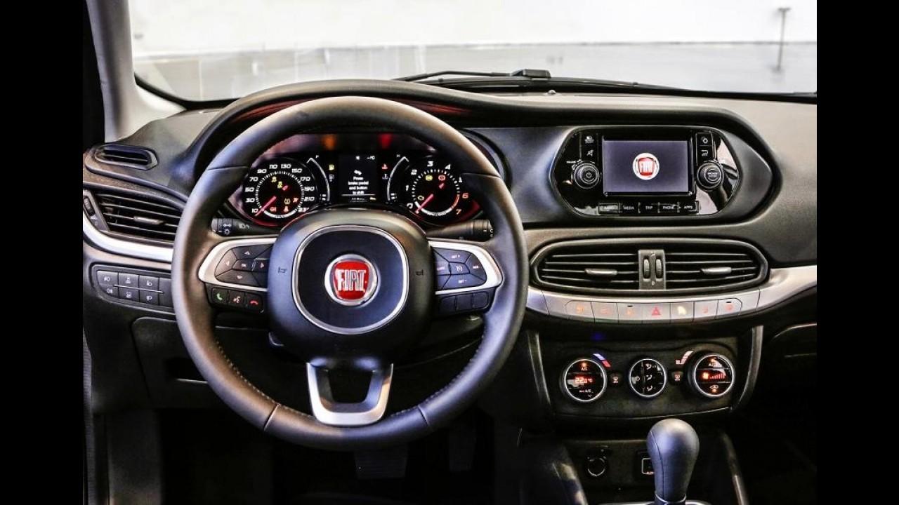 """Fiat Tipo: além do Brasil, Argentina também """"deseja"""" produção local"""