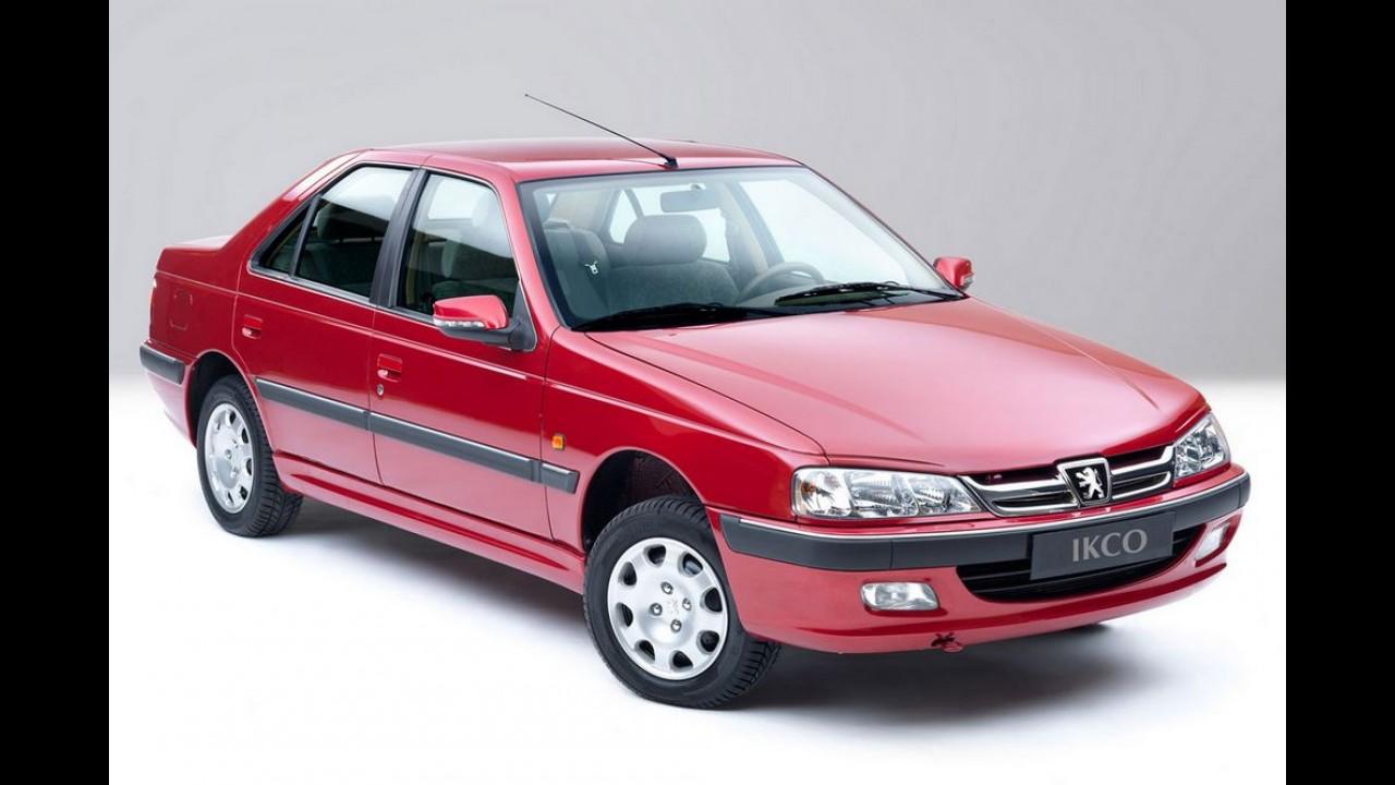 Peugeot: investimento de US$ 436 milhões para voltar a produzir no Irã