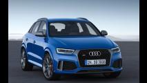 Audi RS Q3 Performance com 372 cv é carro esportivo disfarçado de SUV