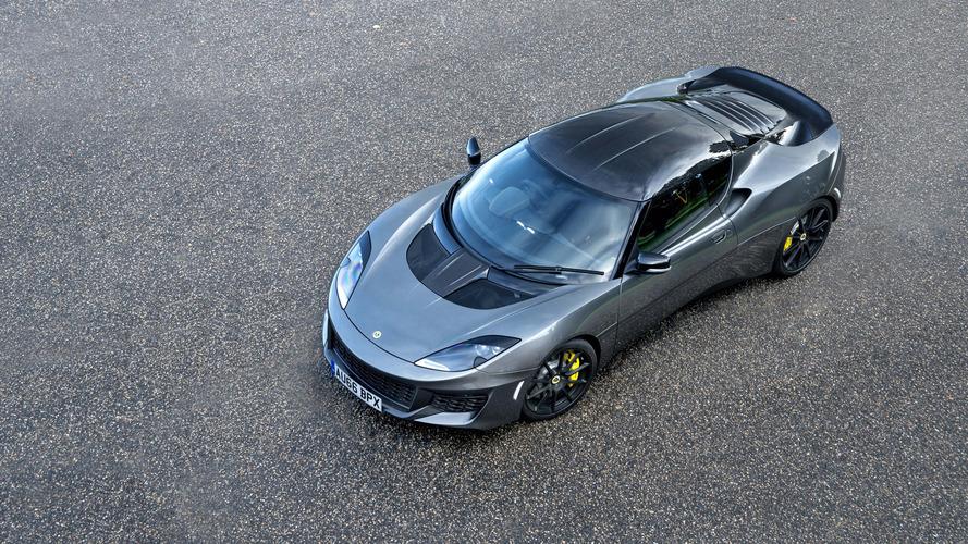 Lotus, Evora Sport 410'un detaylarını paylaştı