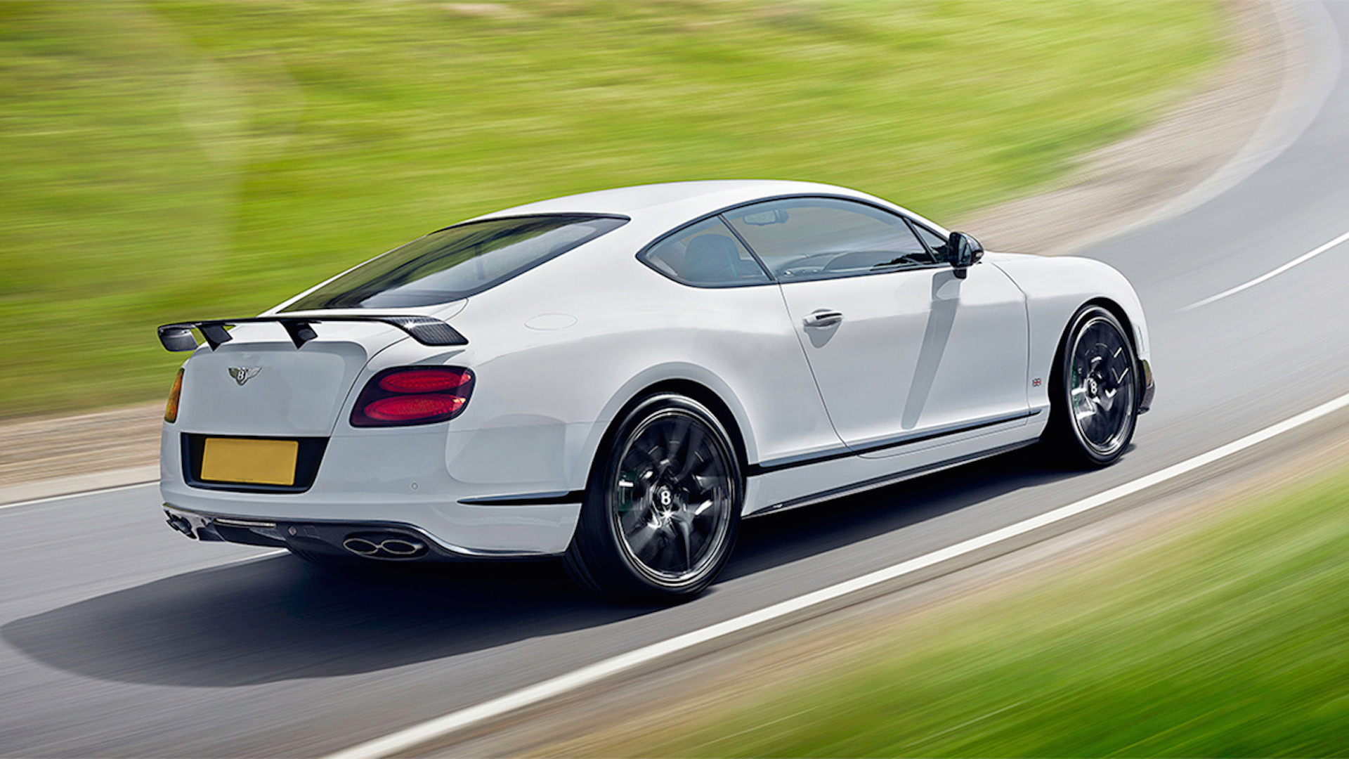 One-of-300 Bentley Continental GT3-R Up For Sale