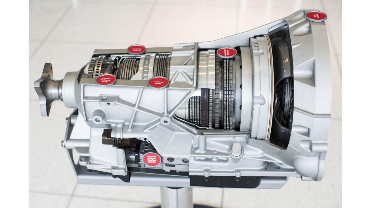 Ford estreia novo câmbio automático de 10 marchas na F-150 2017