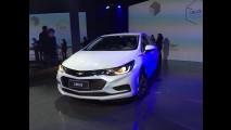 Novo Chevrolet Cruze 2017 é lançado a partir de R$ 89.990 - veja versões e preços