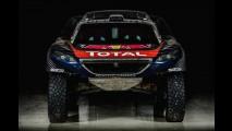 Veja o Peugeot 2008 DKR com a pintura definitiva para o Rally Dakar 2016