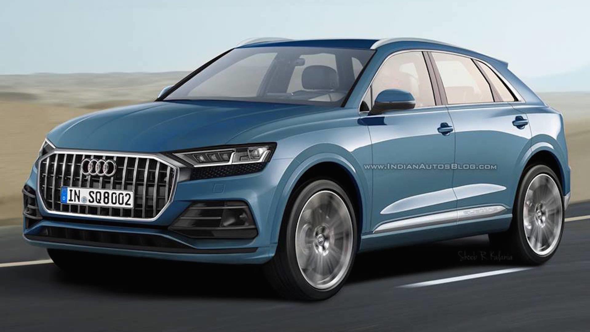 New 2016 Audi Q8