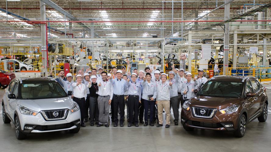 Nissan Kicks nacional tem preços a partir de R$ 70.500