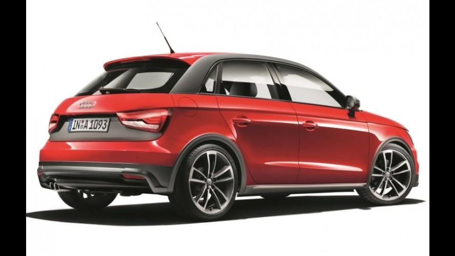 Audi A1 Sport de 125 cv chega em edição limitada por R$ 117.990
