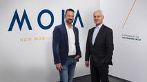 Moia brand launch