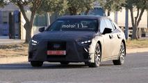 2018 Lexus LS casus fotoğrafları