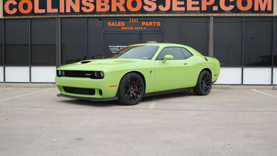 Gas Monkey Garage's Richard Rawlings selling his personal Hellcat