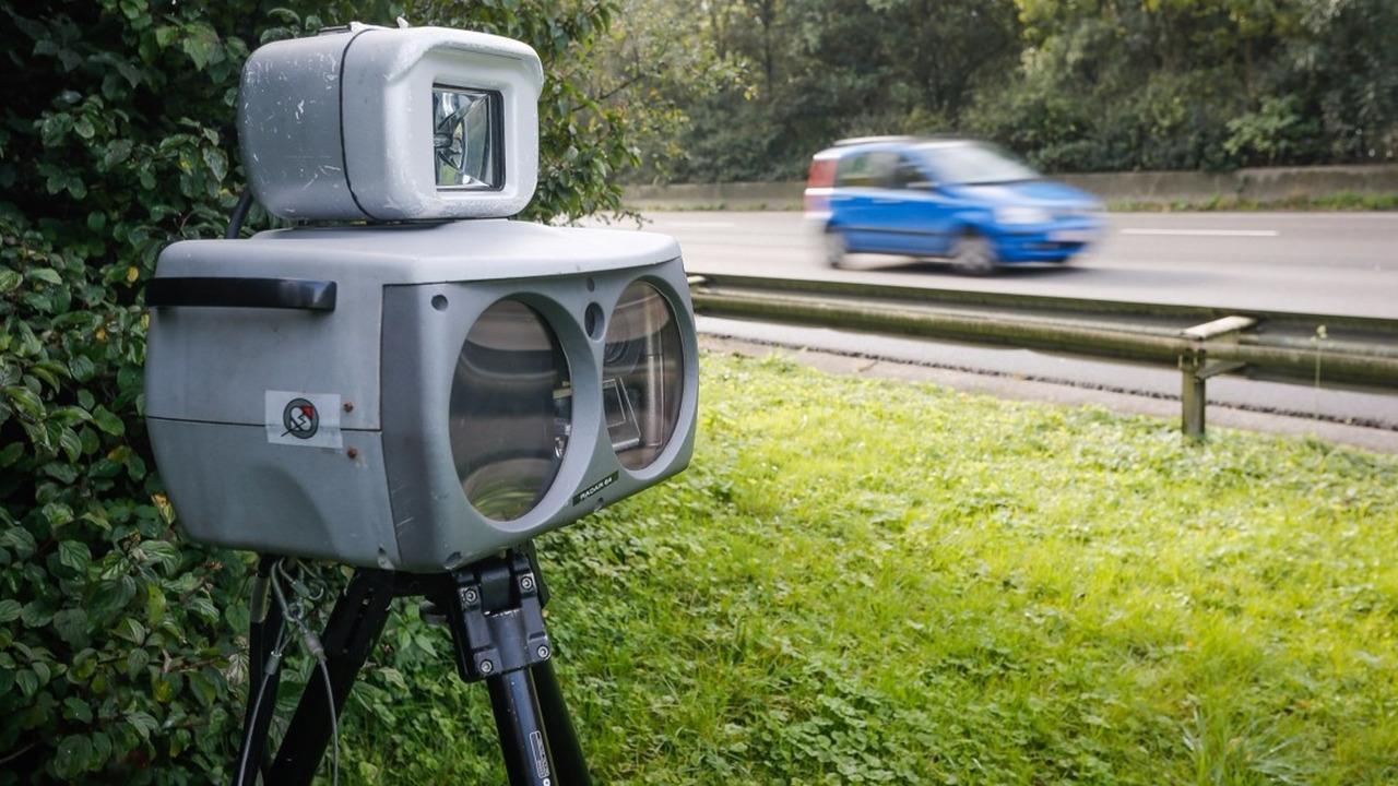 Radar de vitesse NK7 en Belgique