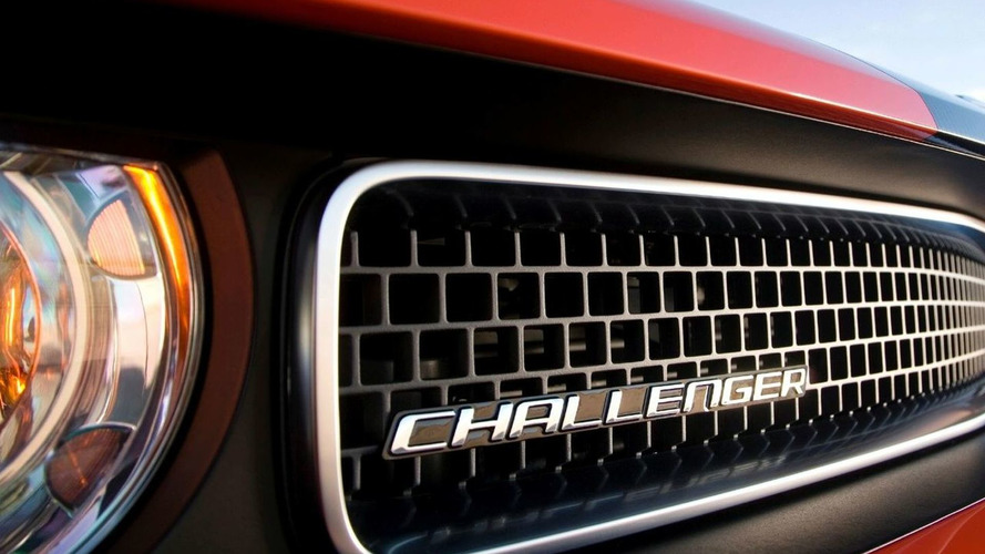 Dodge Challenger SRT8 Sneak Peek Pics Released