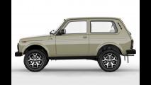 Lada 4x4 40th Anniversary Edition