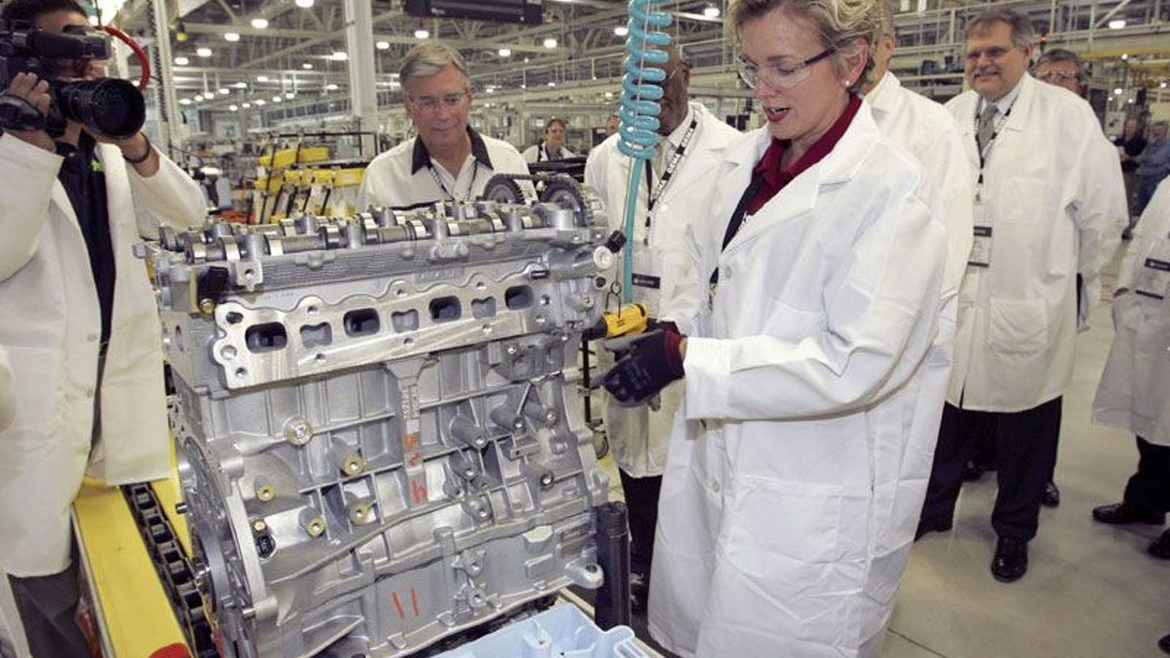 Global Engine Manufacturing Alliance World Engine Plant