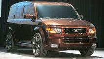 2007 Honda Element SC Prototype debut at NYIAS