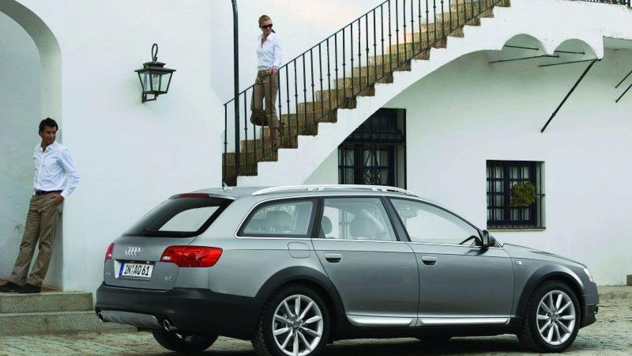 Audi A6 Allroad Quattro