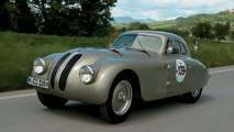 BMW 328 Mille Miglia Coupe (Cane/Galliani)