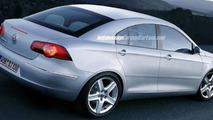 New VW Passat for 2005