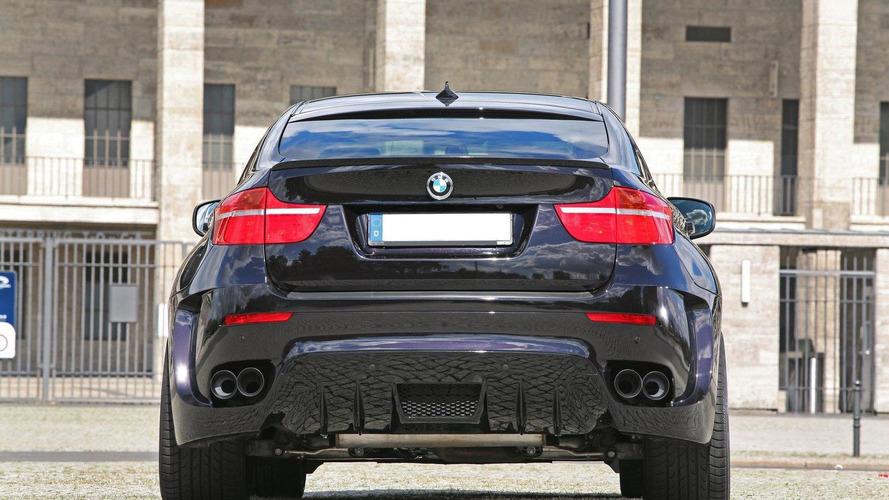 Wide-track/body BMW X6 by CLP Automotive