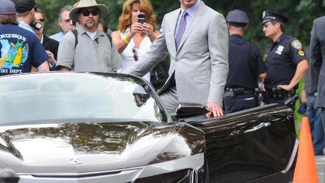 Acura roadster concept - 7.9.2011